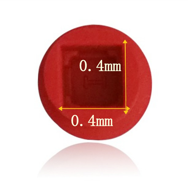 3Pcs for IBM lenovo THINKPAD Laptop keyboard mouse pointer small red dot cap TrackPoint Caps Little riding hood R60E T410I E430 3