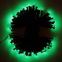 20.5 metre 200 LED solar lamba ışık dize bahçe dekorasyon için animasyonlu su geçirmez ışık Noel için ideal (Yeşil)