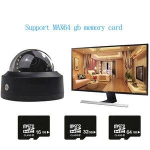 Image 3 - Sony323 caméra de surveillance dôme IP Wifi/1080P, dispositif de sécurité domestique intelligent, CMOS 960P 720P, détection de mouvement, microphone intégré, carte SD et protocole P2P
