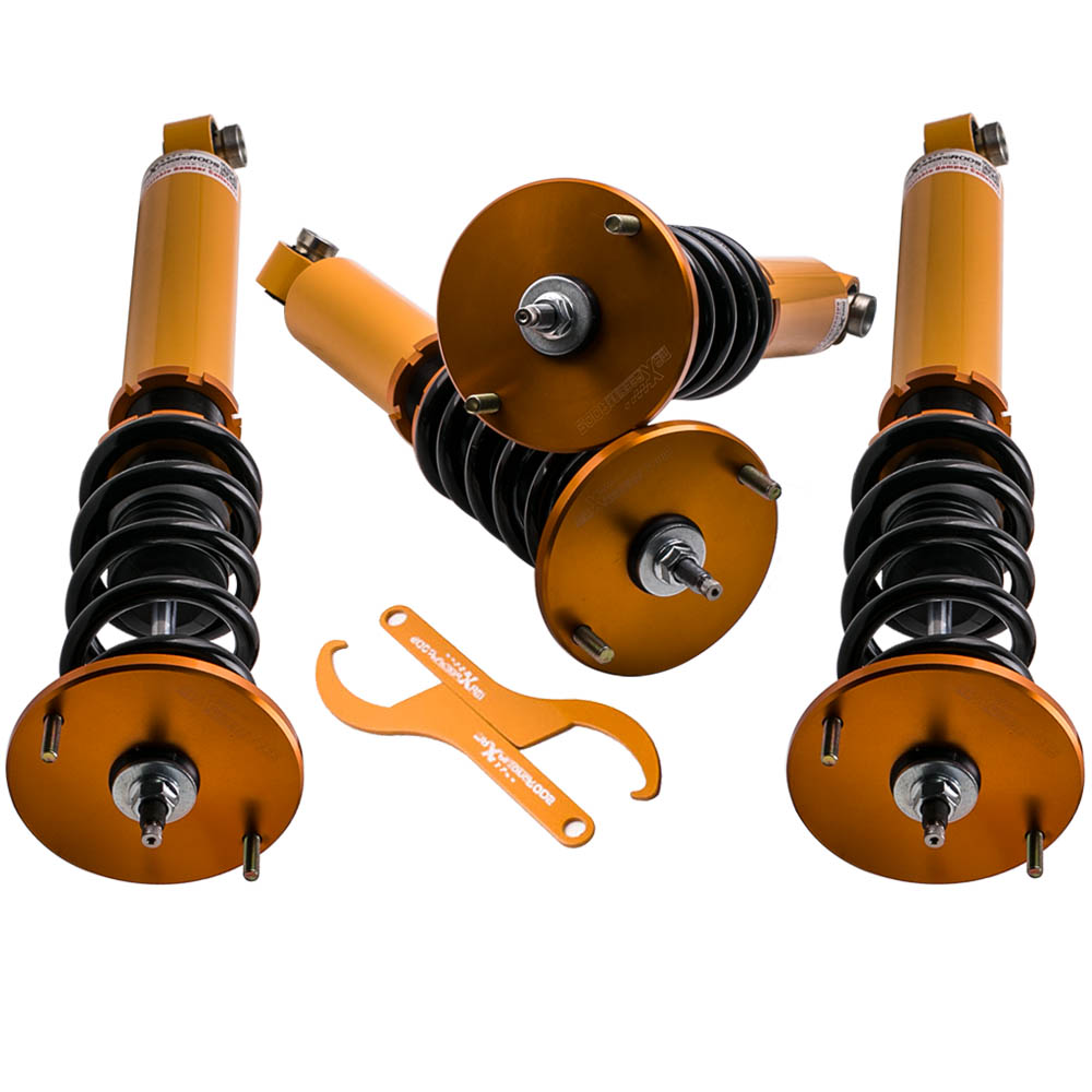 Coilover Suspension for NISSAN Skyline GTS T R33 RB25DET GTST ECR33 ER33 Suspension Kit Coil Spring