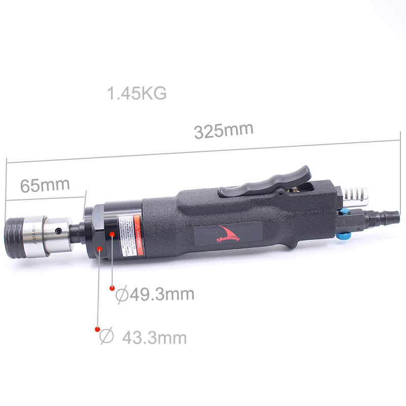 Image 4 - ISO Chucks Pneumatic Tapping Machine Drill Tapping TOOL M3 M12-in Pneumatic Tools from Tools
