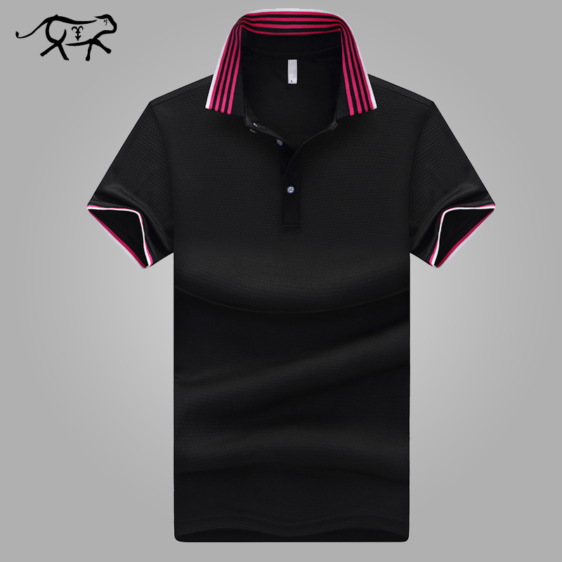 Men's   Polo   Shirt Style Summer Fashion Men Lapel   Polo   Shirts Cotton Slim Fit   Polos   Top Casual Camisas Masculinas Plus Size M-5XL