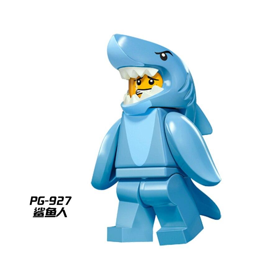 PG-927 Shark people