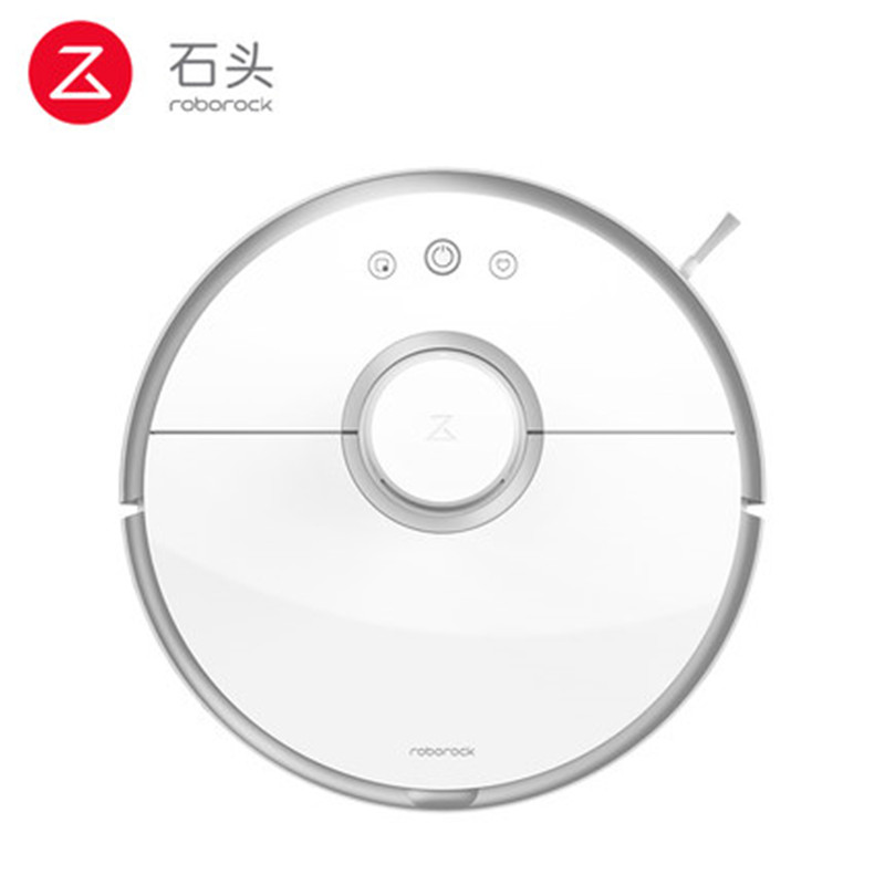 New Original Xiaomi Robot Vacuum Cleaner 2 Wet Drag Mop Smart Planned With Water Tank Automatic Sweeping Dust WIFI APP Control xiaomi robot vacuum cleaner mi roborock s50 robot 2nd generation wet drag mop smart planned with water tank free tax to israel