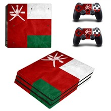 Oman National Flag PS4 Pro Skin Sticker Vinyl Decal