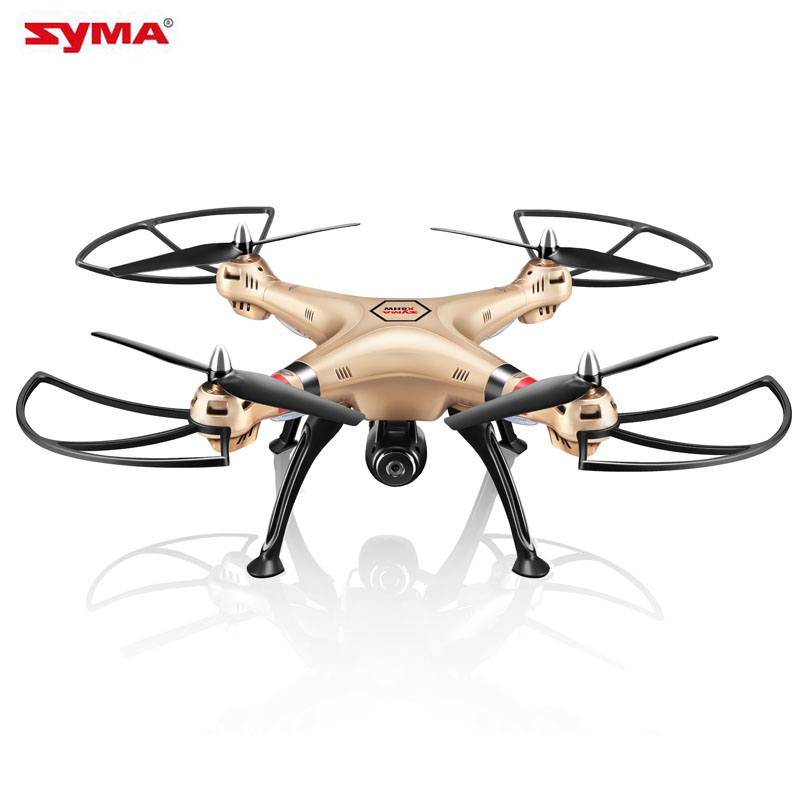 SYMA X8HW RC Helicopter 2.4G 6 Axis RC Drone with WiFi FPV 2MP OR H9R 4K HD Camera Headless Mode Quadcopter VS MJX BUGS 3 B3 6 syma x5uw fpv rc quadcopter rc drone with wifi camera 2 4g 6 axis mobile control path flight vs syma x5uc no wifi rc helicopter