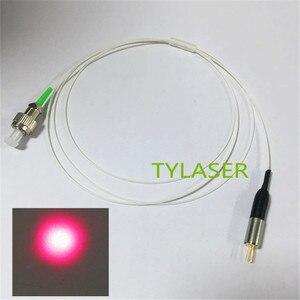 650nm FP 5mw SM лазерный диодный модуль Встроенный монитор PD