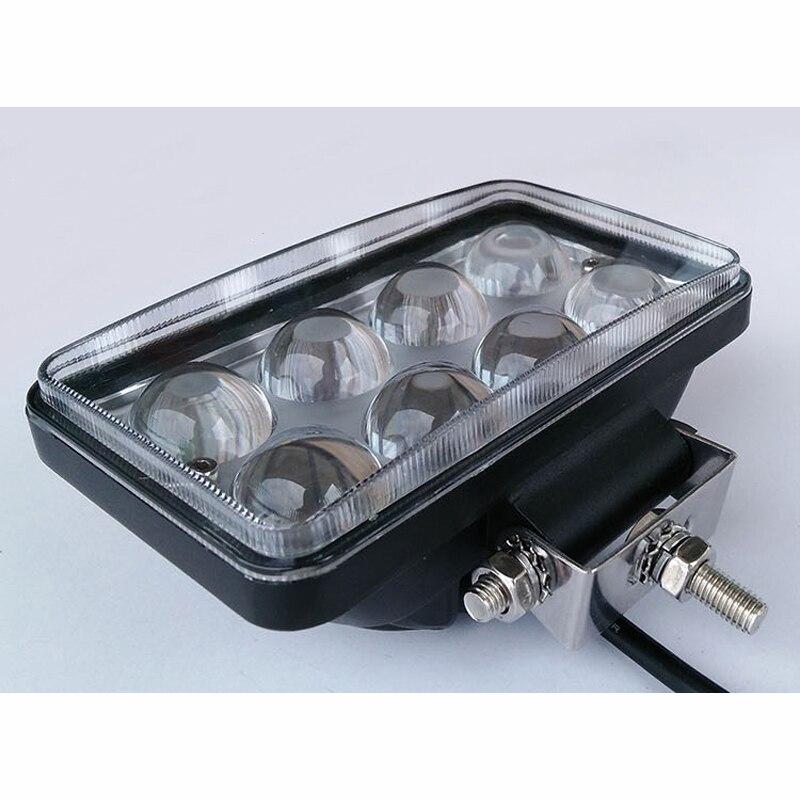 Led Replacement Bulbs For Tractor : H hi lo spot beam car truck headlight fog light lamp v