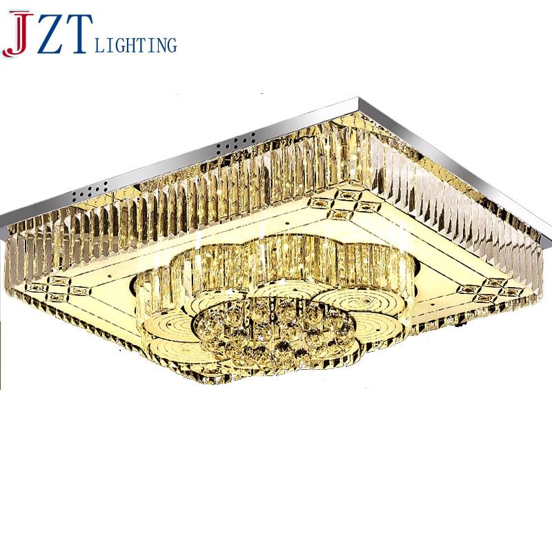 Z Müasir Uzaqdan İşıqlandırma Aydın LED K9 Kristal Tavan - Daxili işıqlandırma - Fotoqrafiya 5