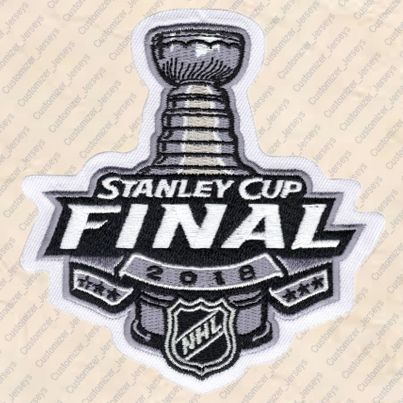 on sale ed51e 4720f 2018 Stanley Cup Final Jersey Patch Vegas Golden Knights Washington  Capitals-in Patches from Home & Garden on Aliexpress.com | Alibaba Group