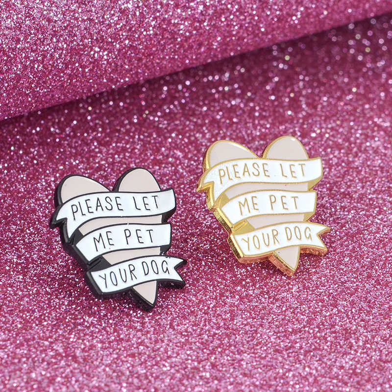 Lucu Lucu Berwarna Merah Muda Hati Koleksi Enamel Pin Tas Lencana Bros Pakaian Kerah Pin Kustom Kartun Hewan Perhiasan Hadiah untuk Anak Perempuan