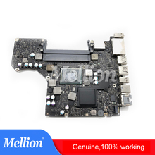 Genuine A1278 Laptop Motherboard For MacBook Pro 13'' MD101 4G i5 2.5GHZ 820-3115-B Mid 2012 Year A1278 Notebook Logic Board new 661 6594 lcd display assembly for macbook pro 13 a1278 glossy lcd display md101 md102 mid 2012