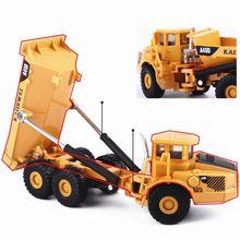 Сплав 1: 87 масштаб самосвал литье под давлением строительная машина автомобили игрушки грузовики модель новая