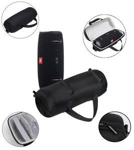 Image 2 - إيفا تحمل السفر حالة حقيبة كتف ل JBL إكستريم 2 سمّاعات بلوتوث المحمولة لينة حالة ل JBL Xtreme2 مع حزام حقيبة شحن