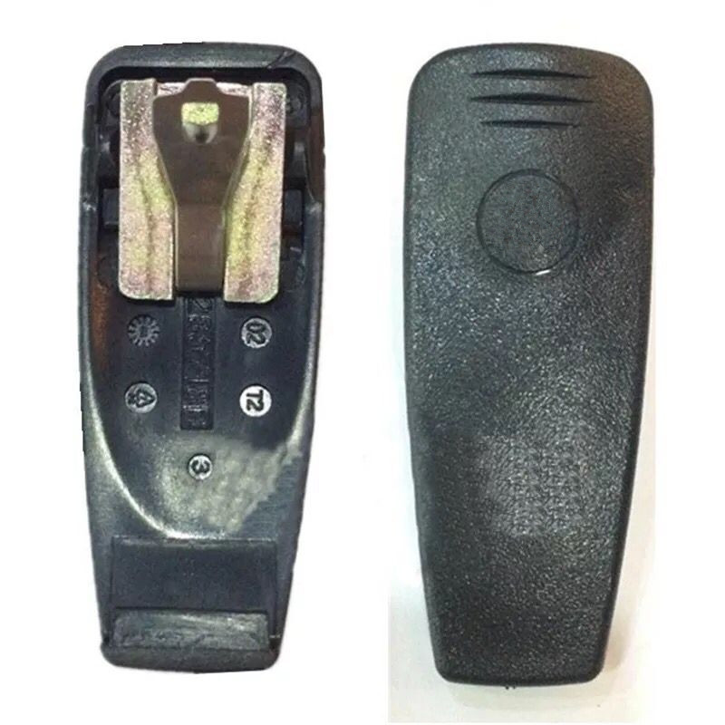 10pcs/lot Belt Clilp For Motorola GP340 GP328 GP338 PTX760 GP580 GP2000 GP88S GP339 CP1200 HT750 PRO5150 Etc Walkie Talkie