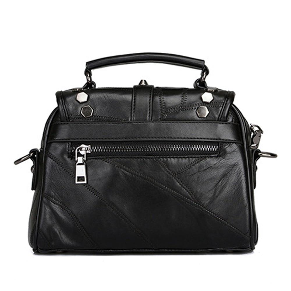 Couro de Alta da Qualidade Luxo Messenger Bag