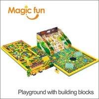 Волшебный весело дешевые цены детей коммерческих крытая площадка оборудование