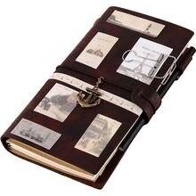 Дорожный журнал дневник блокноты записывающая ежедневная запись