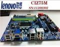 Originais motherboard K430 CIZ75M 11200963 i7 i5 i3 LGA 1156 DDR3 USB3 para E3 Z75 Desktop motherboard Frete grátis