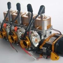 116cc мотор Remete контроллер газовая лодка и корабль для газового двигателя четыре 4 цилиндра 116cc 4E36CM
