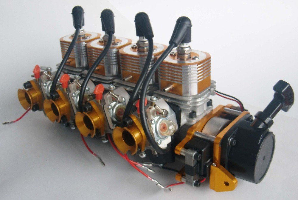 116cc Motor Remete controller Gas Boat and Ship for gas ...