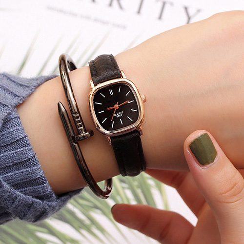 Vintage Wrist Watch Women Watches Ladies Small Retro Quartz Wristwatches For Wom