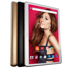 Newest Version 4G LTE 10 inch Android 7.0 Tablet PC 4GB RAM 32GB ROM 1280*800 IPS 5.0MP WiFi A-GPS Octa Core Dual SIM Card+Gifts