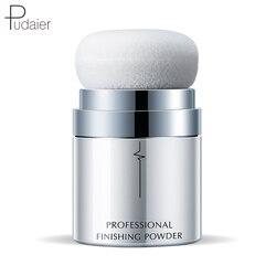 Pudaier Soft Loose Powder Foundation Minerals Face Care Smooth Oil-control Brighten Skin Foundation Contour Facial Powder TSLM2