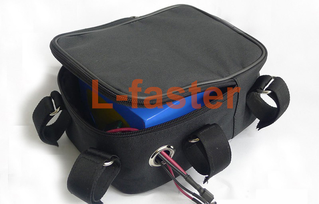 Full Bicycle Frame Bag Lithium Battery Electric Bicycle E Bike