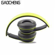 Headphones P47 headsets Overhead Wireless Bluetooth Earphone Headset Support SD Card FM For Phone 6 6S 7 7Plus Xiaomi Samsung