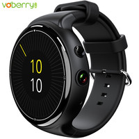 I4 Air Smart Watch Android 5.1 Wrist Phone Wifi Heart Rate Monitor Pay GPS 2.0 MP Camera 2G + 16G Quad Core SIM Card Smartwatch