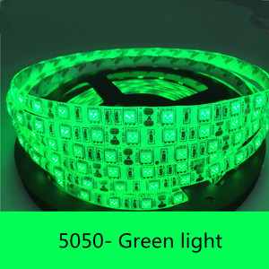 Image 5 - LED 5M 5050 SMD patch Strip Light project preferred DC 12V/24V White/Warm white/Red/Green/Blue IP20/IP65/IP67 (Waterproof)