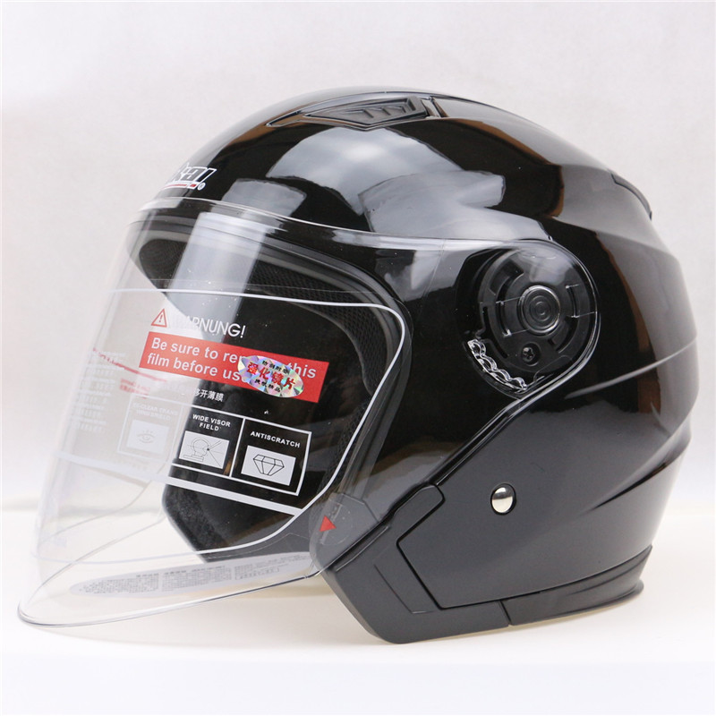 Professional Scooter bike helmet light weight open face motorbike helmet JIEKAI 515 fashion helmet 6 color