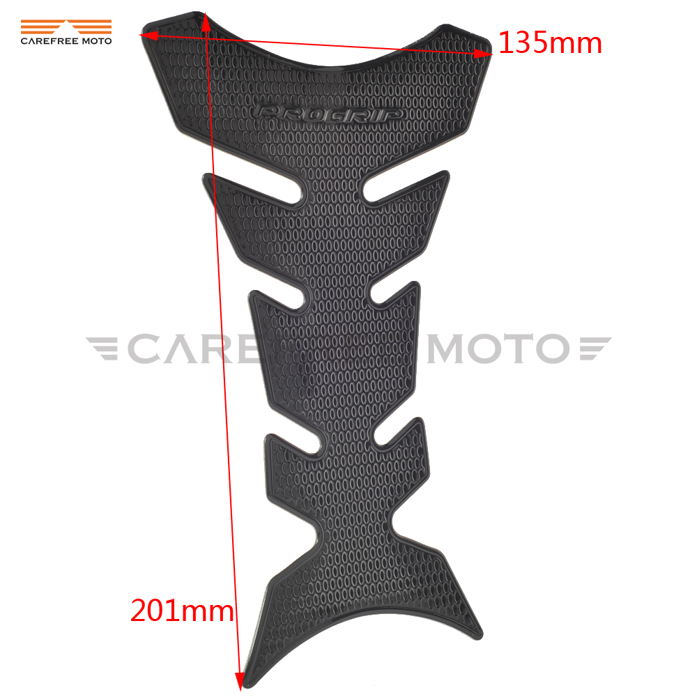 Motorcycle Tank Pad Decal Carbon Protector Sticker Emblem For Z1000 Ninja