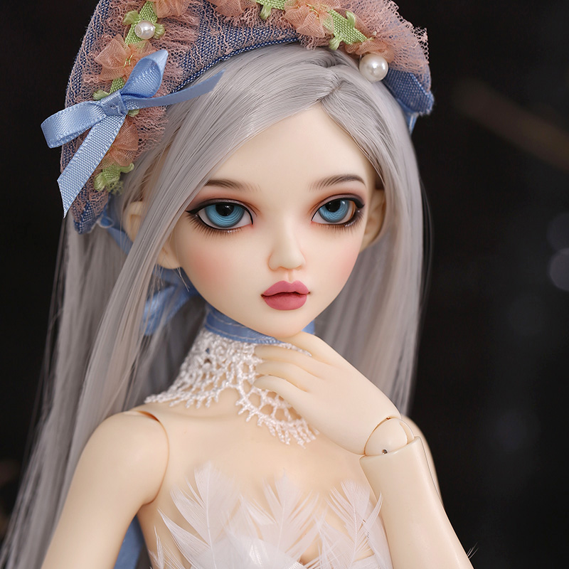 Free Shipping Fairyland Minifee Chloe BJD MSD Doll 1/4 Fullset Option Fashion Cuddly Dolls Resin Figure Toys Gift For Eyes