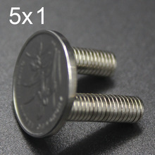 100/200/1000Pcs 5x1 Neodymium Magnet 5mm x 1mm N35 NdFeB Small Round Super Powerful Strong Permanent Magnetic imanes Disc