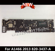 Brand New Motherboard 13″ i5 1.3GHz 4GB RAM For Macbook Air A1466 Logic Board 2013 820-3437-A