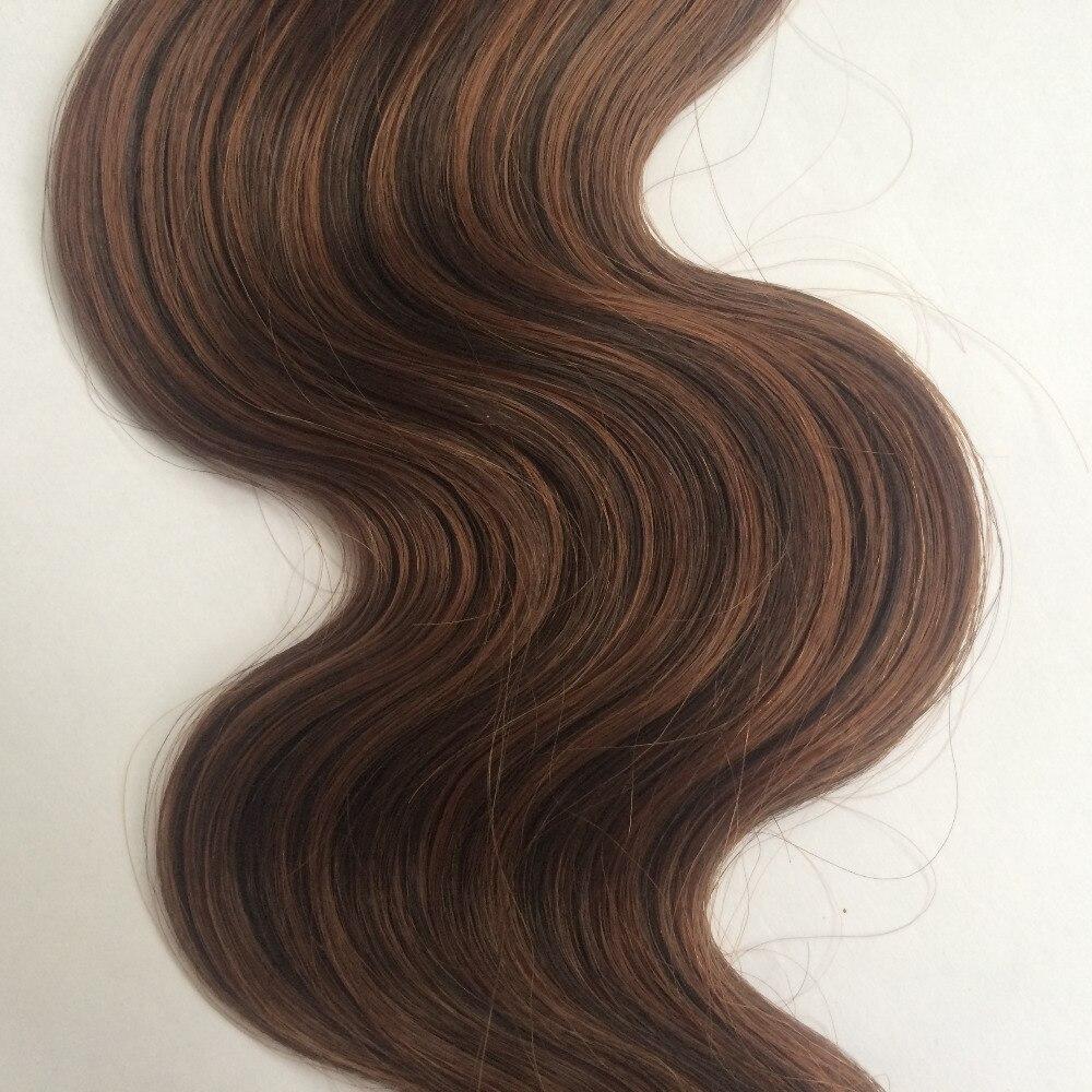 10pieces Super Quality Color Fr430 Premium Blended Hair Weave Janet