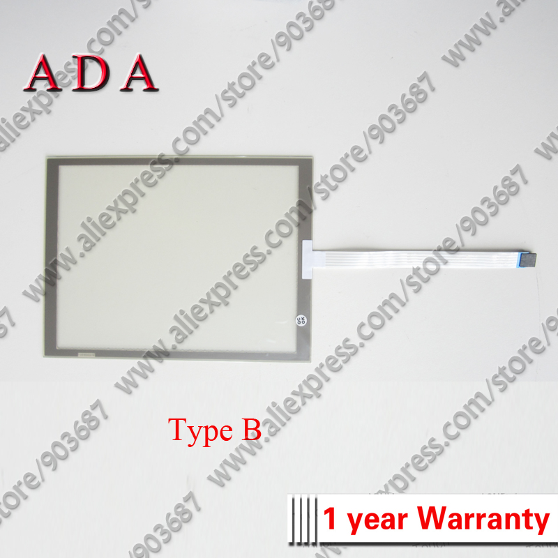 For B/&R 5PP320.1043-39 Touch screen glass 5PP320-1043-39