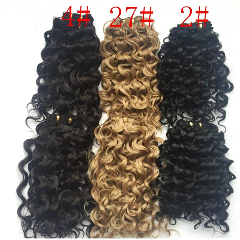 2016 Mega Hair New Arrival Time Limited Only Weaving Curly Braiding