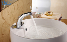 Foyi classic bathroom faucets infrared sensor faucet and automatic water sense with Ac control box sink