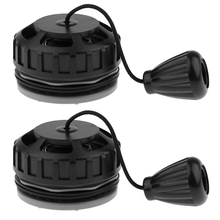 1 Pair 2 inch Universal Over Pressure Valve Dump for Scuba Diving Lift Bag BCD Accessories