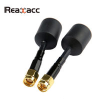Realacc UXII 5.8G 1.6dBi RHCP/LHCP TX/RX FPV Antenne SMA/RP-SMA Mannelijke Voor RC Multicopter modellen Zender Goggles Deel(China)
