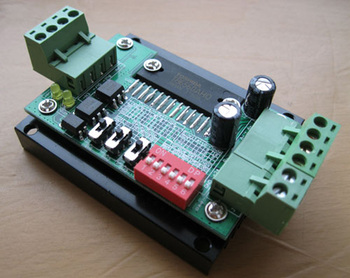 цена на TB6560 3A-1 cnc router stepper motor driver board single-axis current controller 10 files