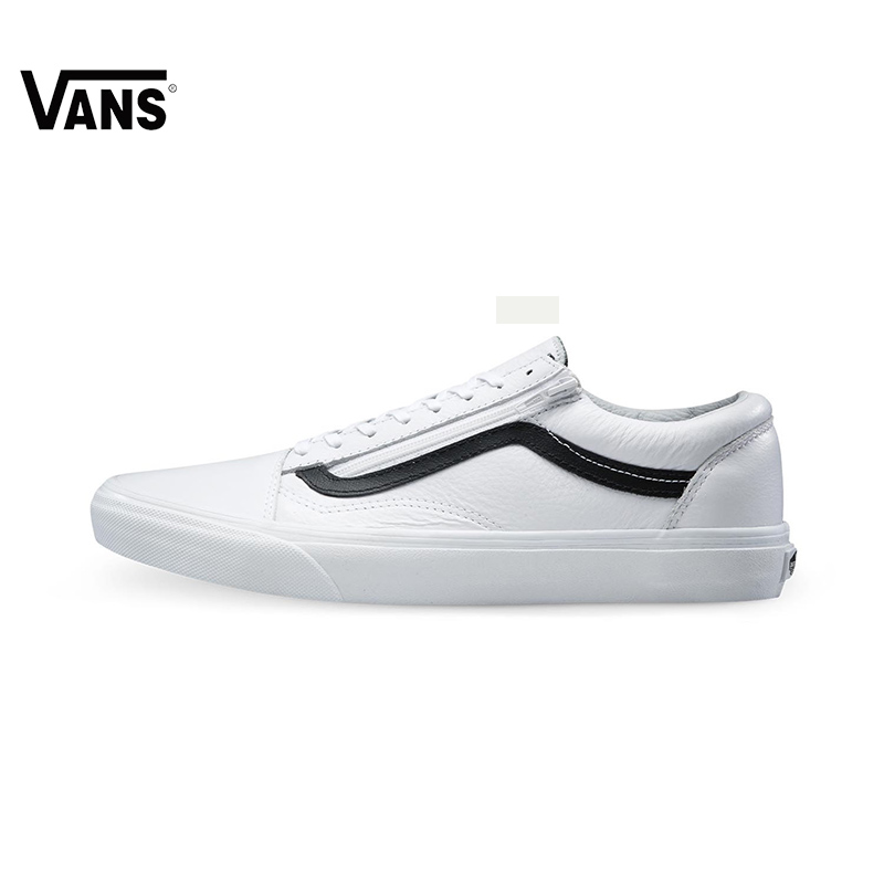 Vintage Vans Sneakers Fehér Low-top Trainer Unisex Férfi Női Sport ... e65c56f210