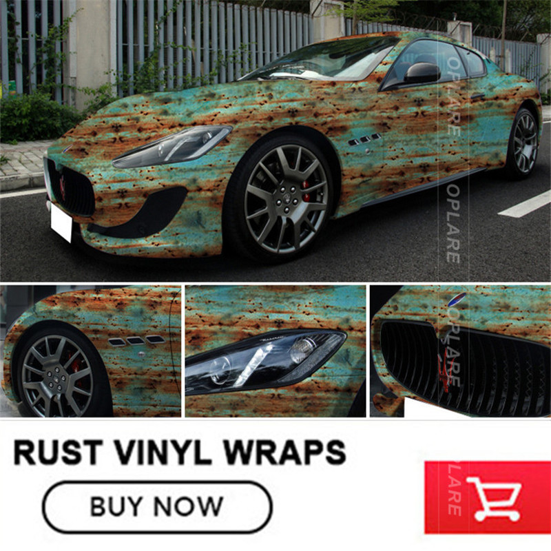 Iron Rust Vinyl Wrap Film For Car Wrap Rust style Wrapping Colored Car Full Body Wrap Vinyl Sticker Bomb iron rust vinyl wrap film for car wrap rust style wrapping colored car full body wrap vinyl sticker bomb air bubble free ir 8