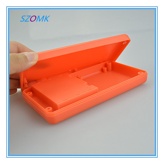 10 шт., 3 AA батареи портативного электронного блока 135*70*25 мм пластиковые окна проекта электроника, пластиковые ручной коробке