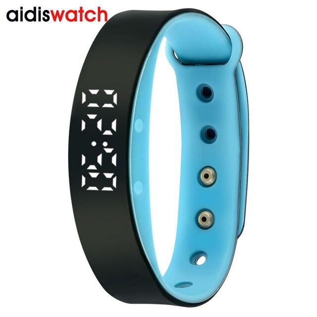 Smart Digital Наручные Часы многофункциональный Спортивный браслет Мужские и Женские Студенты Шагомер и калории монитор часы