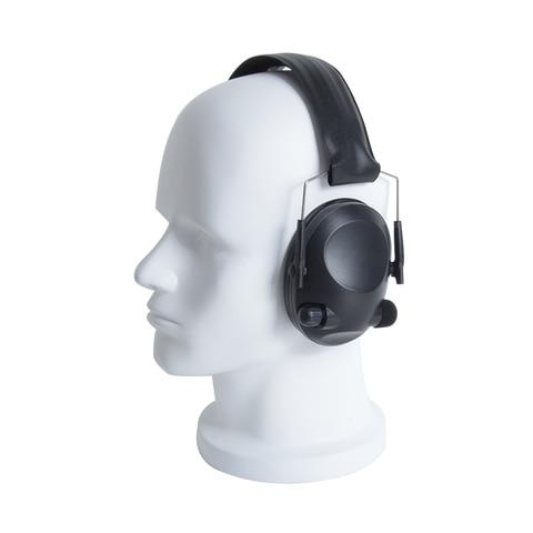 6 s fone de ouvido eletronico tiro protetor auditivo earmuffs protecao dobravel sinairsoft esporte tatico