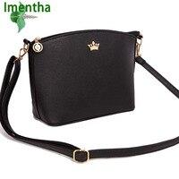 For Women Small Black Crossbody Purse And Handbag New Fashion Women Messenger Bag Sac Femme Bandouliere